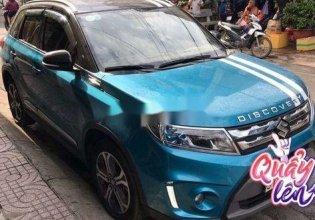Cần bán xe Suzuki Vitara năm sản xuất 2017, màu xanh lam, nhập khẩu nguyên chiếc xe gia đình giá 580 triệu tại Tp.HCM