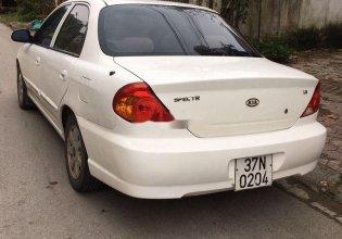 Bán xe cũ Kia Spectra đời 2003, màu trắng giá 96 triệu tại Nghệ An