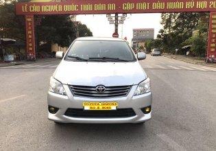 Bán Toyota Innova năm sản xuất 2013, màu bạc giá 435 triệu tại Hà Nội