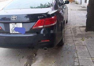 Cần bán lại xe Toyota Camry năm sản xuất 2009, màu đen giá 500 triệu tại Vĩnh Phúc