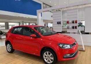 Bán xe Volkswagen Polo năm 2018, màu đỏ, nhập khẩu, giá 695tr giá 695 triệu tại Quảng Ninh
