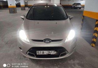 Bán Ford Fiesta AT đời 2011, màu bạc, 297tr giá 297 triệu tại Tp.HCM