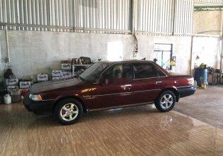 Bán Toyota Camry đời 1988, màu đỏ, xe nhập  giá 100 triệu tại Đắk Lắk