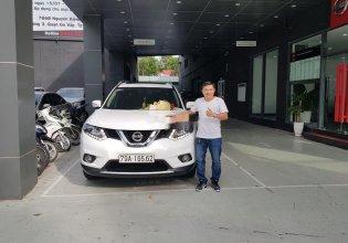 Cần bán lại Nissan X trail năm 2017, màu trắng, chính chủ  giá 789 triệu tại Tp.HCM