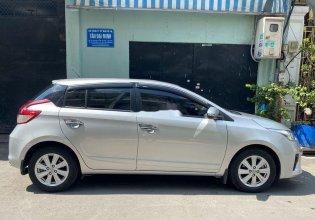 Cần bán Toyota Yaris năm 2015, màu bạc, nhập khẩu  giá 489 triệu tại Tp.HCM