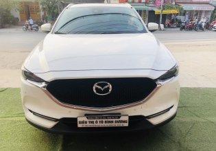 Cần bán Mazda CX 5 2.5 AT năm sản xuất 2018, màu trắng giá 835 triệu tại Bình Dương