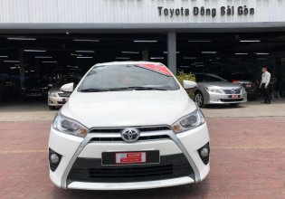 Cần bán lại chiếc xe Toyota Yaris 1.3G, đời 2016, nhập khẩu nguyên chiếc, giá rẻ giá 580 triệu tại Tp.HCM