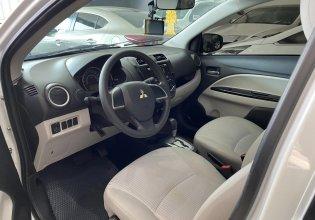 Cần bán xe Mitsubishi Attrage đời 2017, màu trắng, số tự động giá 360 triệu tại Tp.HCM
