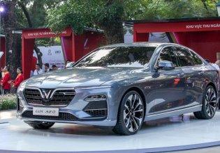 Hỗ trợ trả góp với lãi suất 0% khi mua chiếc VinFast Lux A2.0 sản xuất 2020, giao xe nhanh giá 1 tỷ 129 tr tại Tp.HCM