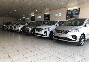Bán xe Suzuki Ertiga 2020, màu trắng, nhập khẩu nguyên chiếc giá 555 triệu tại Bạc Liêu