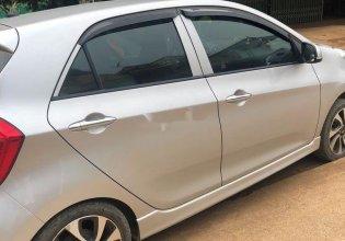 Bán Kia Morning Si sản xuất năm 2017, màu bạc giá 250 triệu tại Vĩnh Phúc