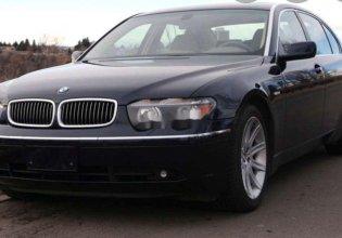 Cần bán gấp BMW 7 Series 745i năm sản xuất 2003, màu đen, nhập từ Đức số tự động giá 380 triệu tại Tp.HCM