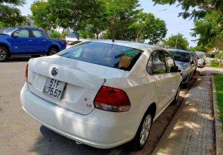 Bán Volkswagen Polo đời 2014, màu trắng, nhập khẩu nguyên chiếc giá 405 triệu tại Tp.HCM