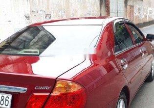 Bán Toyota Camry sản xuất năm 2006, màu đỏ, chính chủ giá 345 triệu tại Tp.HCM
