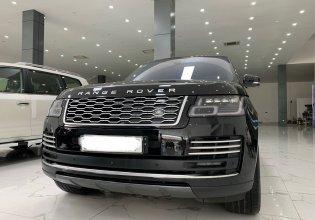 Việt Auto Luxury cần bán xe LandRover Range Rover LWB P400E sản xuất năm 2019, màu đen giá 8 tỷ 500 tr tại Hà Nội