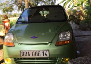 Bán Chevrolet Spark năm 2009, màu xanh lục còn mới, giá 100tr giá 100 triệu tại Quảng Bình