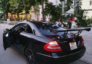 Bán Mercedes CLK200 sản xuất năm 2004, màu đen, nhập khẩu giá 385 triệu tại Tp.HCM
