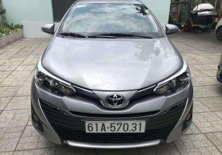 Cần bán gấp Toyota Vios năm 2019, màu bạc, xe gia đình, giá tốt giá 539 triệu tại Tây Ninh