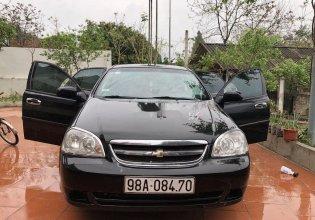 Cần bán xe Chevrolet Lacetti đời 2013, màu đen, giá chỉ 220 triệu giá 220 triệu tại Vĩnh Phúc
