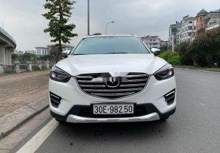 Bán ô tô Mazda CX 5 năm 2017, màu trắng giá cạnh tranh giá 765 triệu tại Hà Nội