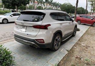 Bán Hyundai Santa Fe năm 2019, màu trắng, xe nhập giá 980 triệu tại Hà Nội