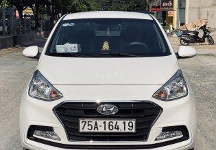 Cần bán gấp Hyundai Grand i10 đời 2019, màu trắng đẹp như mới giá 365 triệu tại Bình Dương