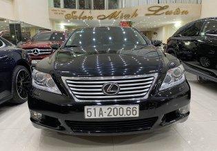 Cần bán nhanh chiếc Lexus LS 460L sản xuất 2011, màu đen, xe nhập, giao nhanh giá 1 tỷ 850 tr tại Tp.HCM