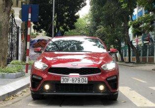 Bán Kia Cerato 1.6 Luxury năm sản xuất 2019, màu đỏ, xe lướt giá 645 triệu tại Hà Nội