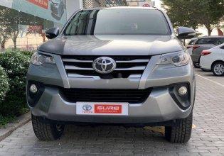 Bán xe Toyota Fortuner sản xuất năm 2017, màu bạc, nhập khẩu  giá 890 triệu tại Cần Thơ
