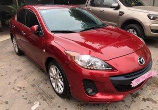 Bán Mazda 3 AT sản xuất năm 2013, màu đỏ, nhập khẩu chính chủ giá 415 triệu tại Hà Nội