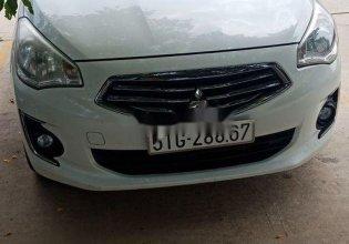 Cần bán gấp Mitsubishi Attrage năm 2016, màu trắng, nhập khẩu, 280tr giá 280 triệu tại Tp.HCM