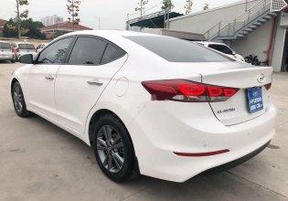 Bán Hyundai Elantra 1.6AT năm sản xuất 2016, màu trắng như mới, giá tốt giá 555 triệu tại Hà Nội