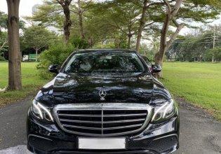Bán xe đã qua sử dụng, chính hãng: Mercedes E 200 sản xuất năm 2017, màu đen giá 1 tỷ 645 tr tại Tp.HCM