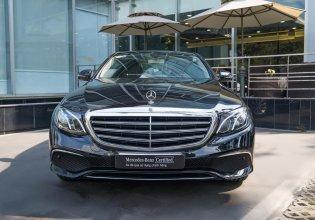 Cần bán xe Mercedes E 200 đời 2019, màu đen, xe nguyên bản giá 1 tỷ 919 tr tại Tp.HCM