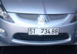 Cần bán lại xe Mitsubishi Grandis 2007, màu bạc giá 280 triệu tại Tp.HCM