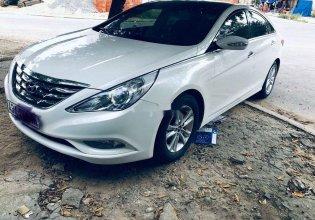 Bán Hyundai Sonata năm 2010, màu trắng, nhập khẩu   giá 470 triệu tại Đà Nẵng
