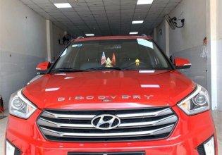 Bán Hyundai Creta năm 2015, màu đỏ giá 555 triệu tại Tp.HCM