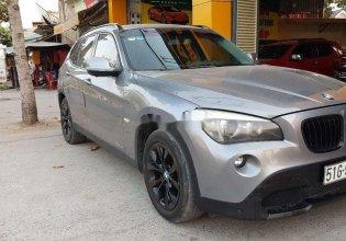 Cần bán xe BMW X1 đời 2010, màu bạc, xe nhập giá 480 triệu tại Tp.HCM