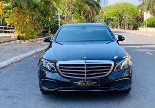 Bán Mercedes E200 năm 2017, màu đen, xe siêu lướt, giá tốt giá 1 tỷ 599 tr tại Tp.HCM