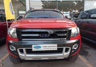 Bán Ford Ranger đời 2014, màu đỏ, xe nhập như mới, giá 550tr giá 550 triệu tại Tp.HCM