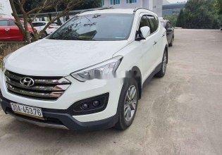 Bán Hyundai Santa Fe đời 2014, màu trắng, nhập khẩu  giá 770 triệu tại Lào Cai