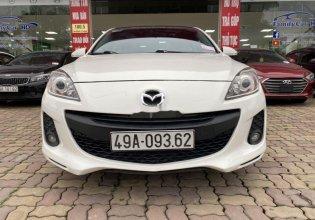 Cần bán gấp Mazda 3 sản xuất năm 2014, màu trắng, giá 450tr giá 450 triệu tại Hải Dương