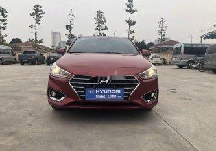 Cần bán lại xe Hyundai Accent 1.4AT năm 2018, màu đỏ, giá 548tr giá 548 triệu tại Hà Nội