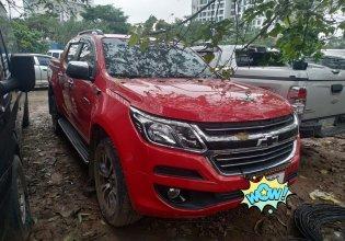 Ngân hàng thanh lý chiếc Chevrolet Colorado Chevrolet Colorado LTZ đời 2017, màu đỏ, nhập khẩu giá 550 triệu tại Hà Nội