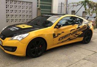 Bán ô tô Hyundai Genesis đời 2011, màu vàng, xe nhập số tự động, giá chỉ 475 triệu giá 475 triệu tại TT - Huế
