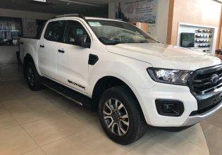 Cần bán nhanh chiếc Ford Ranger Wildtrak 2.0L, sản xuất 2020, xe nhập giao nhanh giá 853 triệu tại Tây Ninh