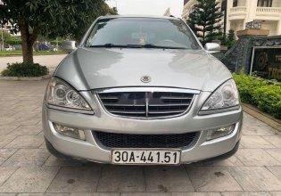 Bán xe Ssangyong Kyron 2008, màu bạc, xe nhập số tự động giá cạnh tranh giá 295 triệu tại Hà Nội