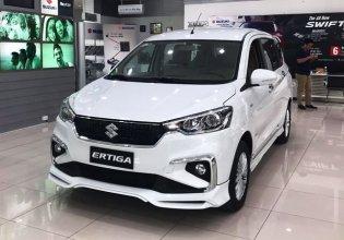 Bán ô tô Suzuki Ertiga GLX 1.5AT sản xuất 2020, màu trắng, nhập khẩu, sẵn xe, giao nhanh giá 555 triệu tại Tp.HCM
