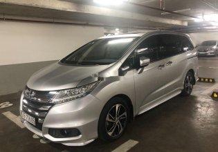 Bán ô tô Honda Odyssey năm 2016, màu bạc, nhập khẩu chính chủ giá 1 tỷ 500 tr tại Tp.HCM