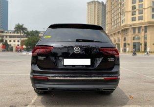 Cần bán xe Volkswagen Tiguan Allspace Highline đời 2019, màu đen, xe siêu lướt giá 1 tỷ 485 tr tại Hà Nội